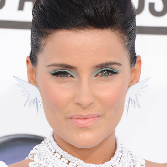 Green Eye Shadow Trend 2012