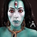 Day 25: Hindu Goddess