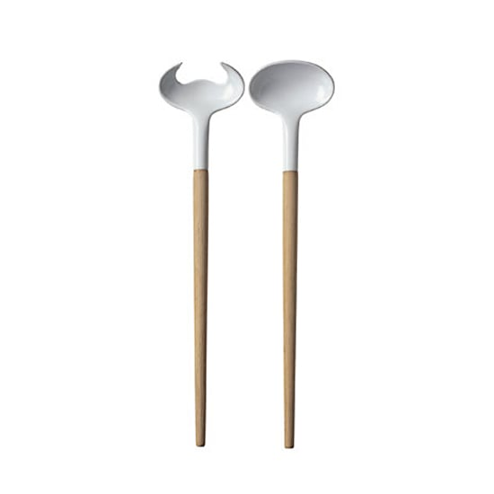 Normann Copenhagen Salad Servers, $49