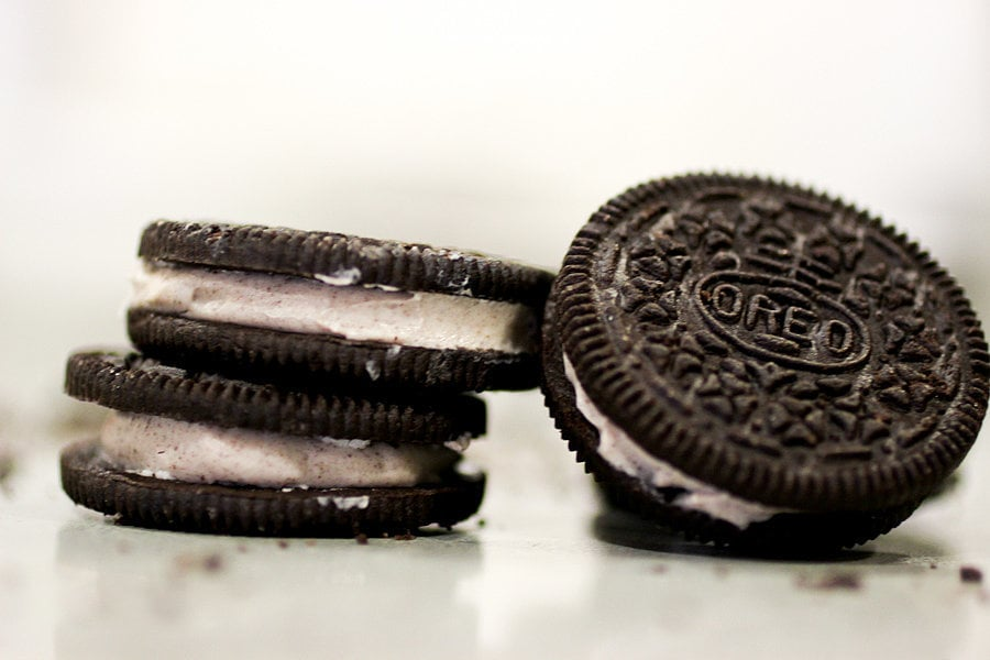 Pudding-Stuffed Oreos