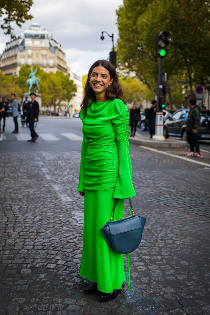 Embrace Brights Big Time Styling Hacks For 2018 Popsugar Fashion Photo 4