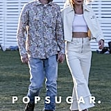 Michael Polish and Kate Bosworth at Coachella 2019
