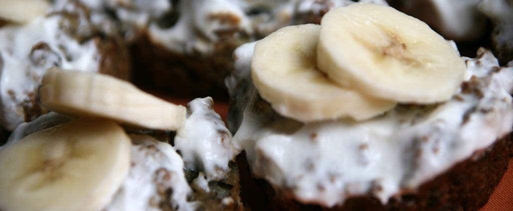 Dog-Friendly Banana Cupcakes Recipe