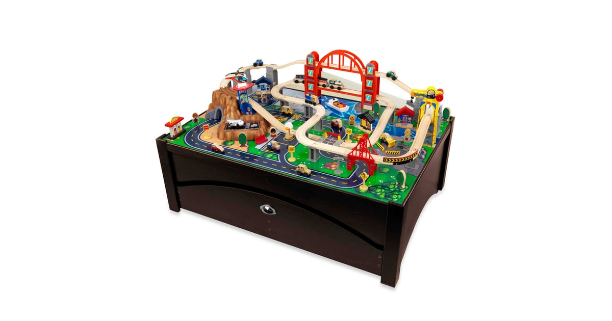 Metropolis Train Table and Set | Big Holiday Gifts For Kids ...