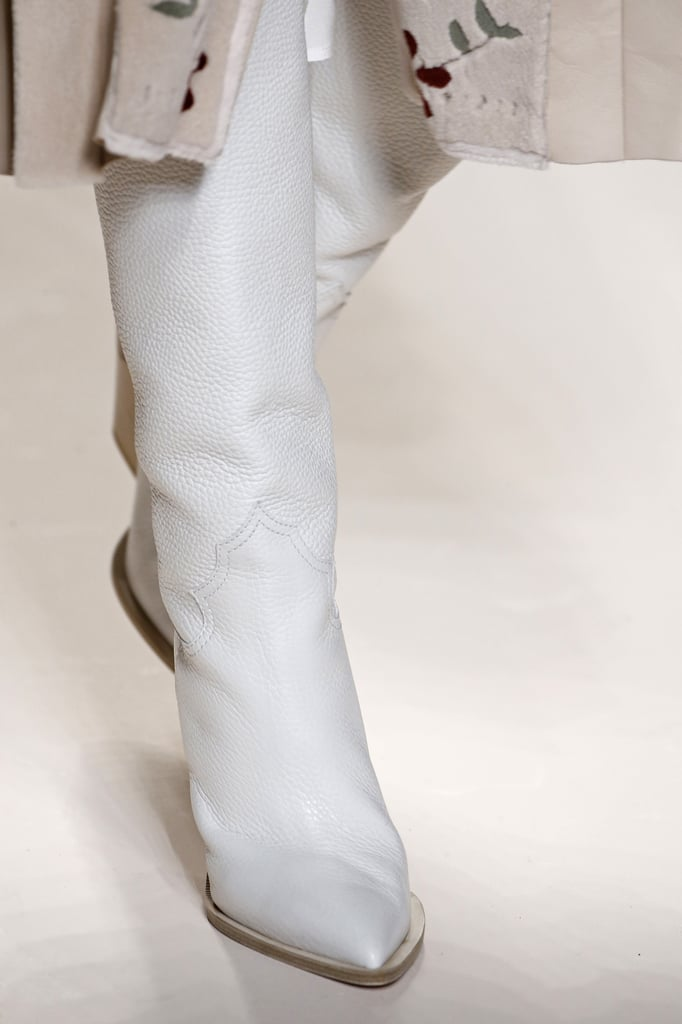 A Close-Up of the Fall 2018 Boots