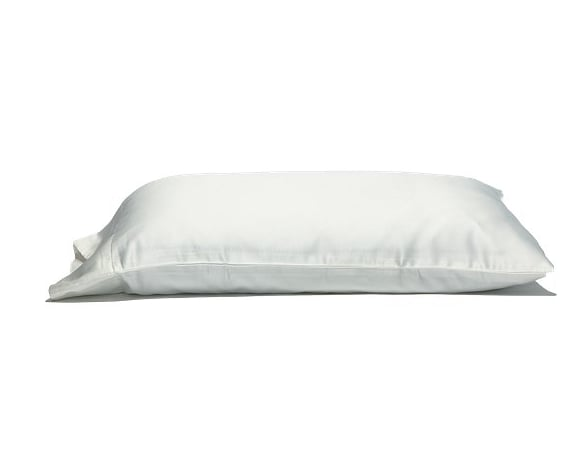 Thou Shalt Sleep on a Sateen Pillowcase