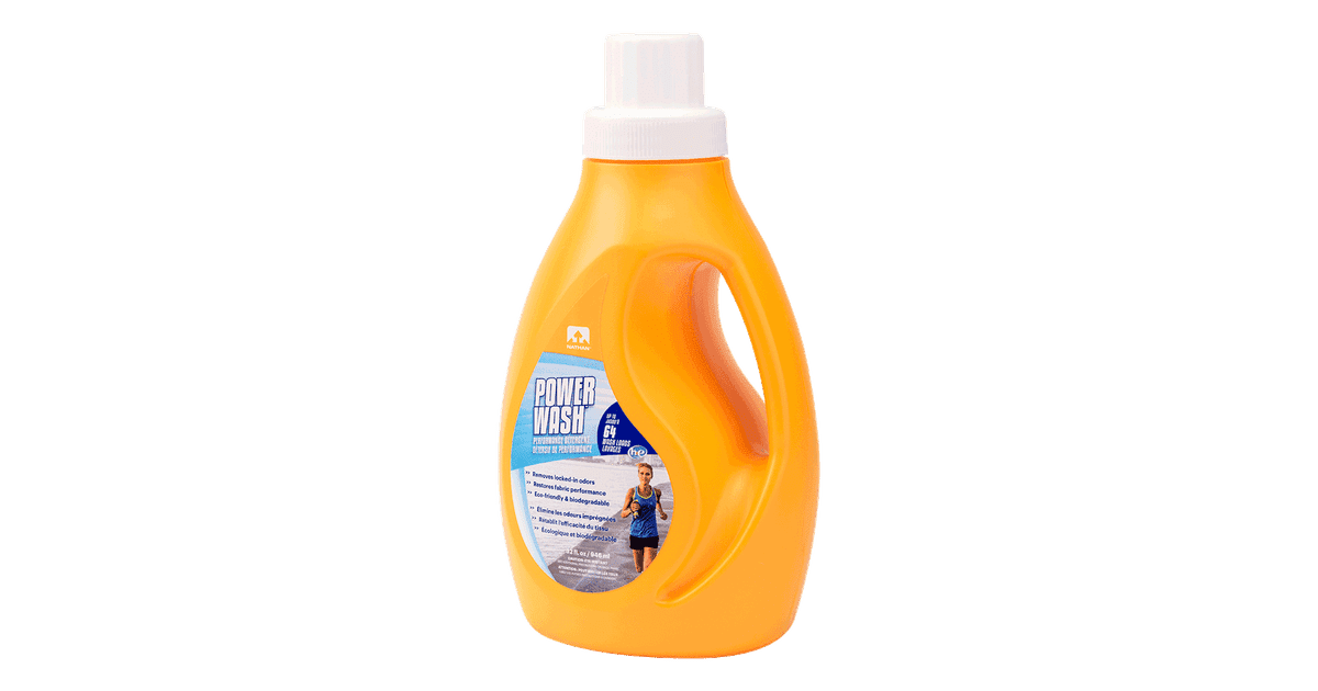 Nathan Power Wash The Best Laundry Detergent For Workout