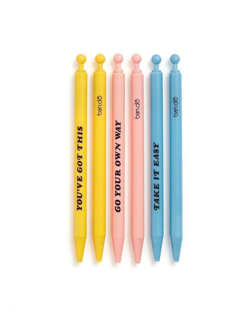ban.do Write on Mechanical Pencil Set