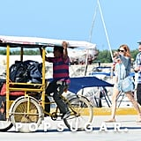 Sienna Miller and Tom Sturridge in Mexico With Marlowe