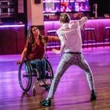 Wheelchair Dance Routine