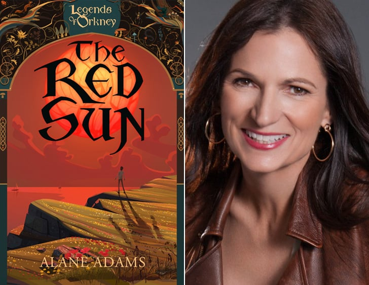 Alane Adams, Author of The Red Sun