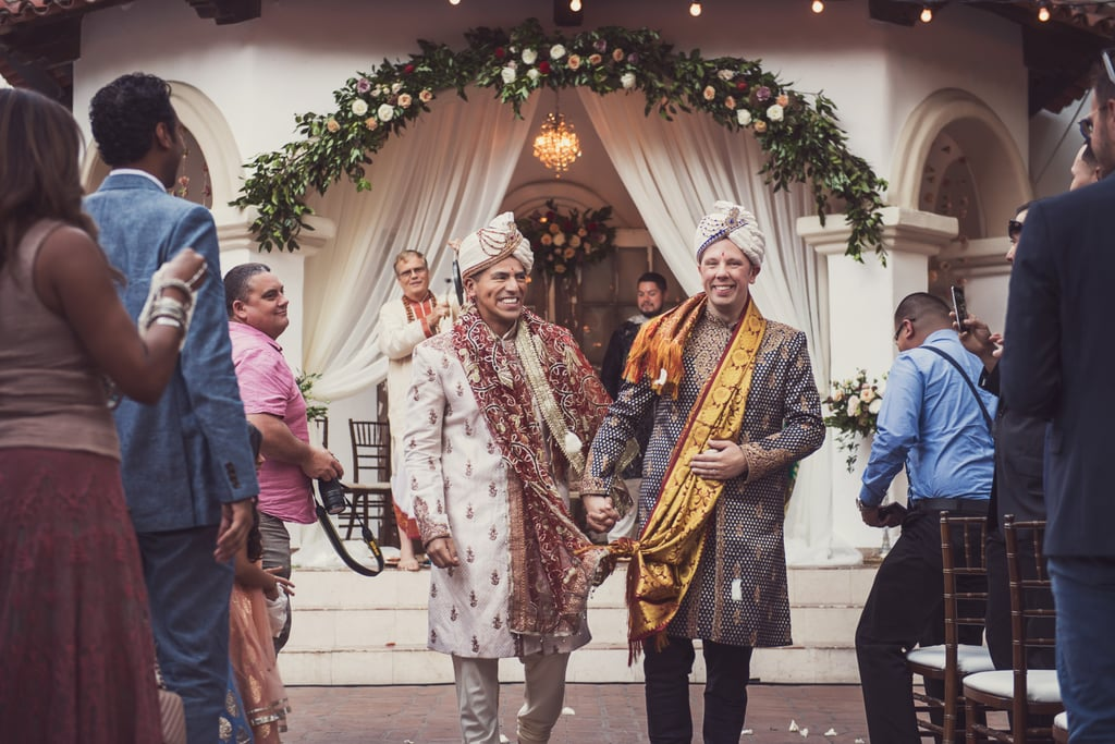 Israel and Shane truly raised the bar with their stunning, cultural wedding in Silverado, CA. See the wedding here!