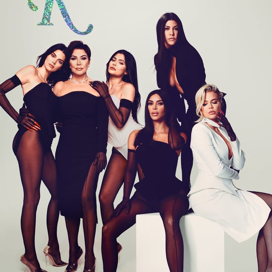 The Kardashians Pose For CR Fashion Book's Surprise Cover