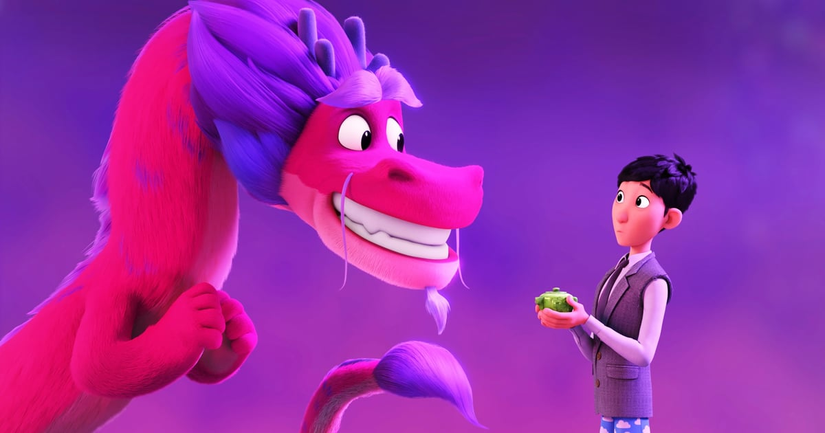 Netflix's Wish Dragon Is Sweet and Silly, but Here's What Parents Should Know Before Kids Watch.jpg