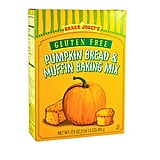 Pumpkin Bread and Muffin Mix ($4)