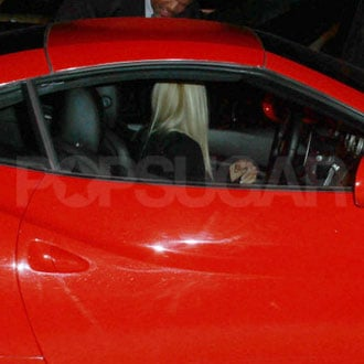 Guess Who Drives a Red Ferrari?
