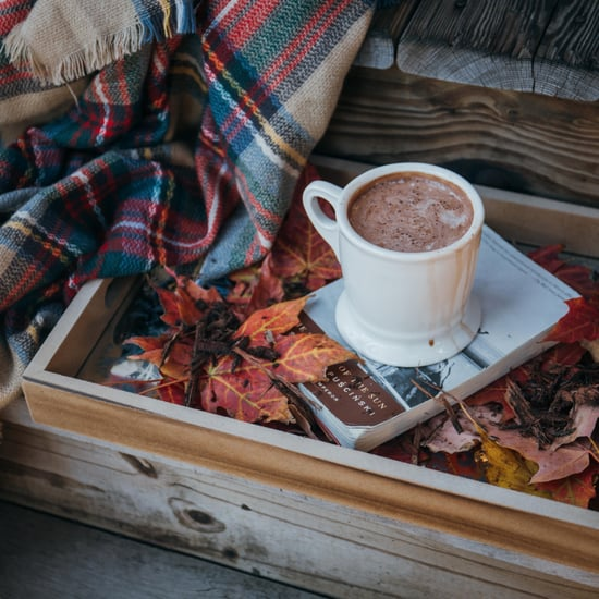 Starbucks Fall Drink and Book Pairings