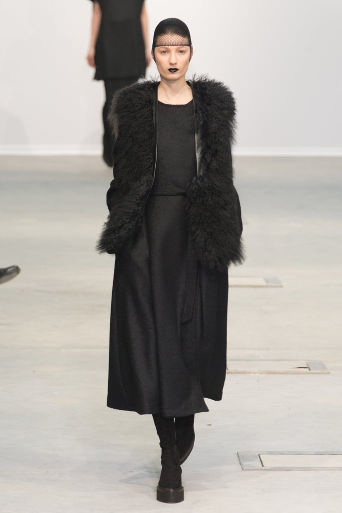 Fall 2011 Paris Fashion Week: Damir Doma