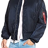 Alpha Industries Reversible Flight Jacket