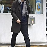 Hayden Christensen stepped out in LA on Sunday.