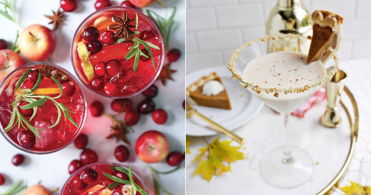 Drinks on Us! These Fall Cocktail Recipes Bring Out the Best Flavors of the Season