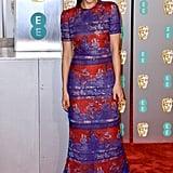 Olga Kurylenko at the 2019 BAFTA Awards