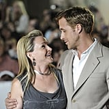 Ryan brought his mom along for the 2011 premiere of Ides of March at the Toronto Film Festival.