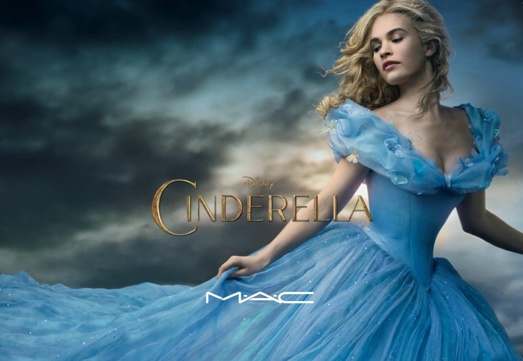 Mac Cosmetics x Cinderella Is Every Disney Fangirl's Makeup Dream