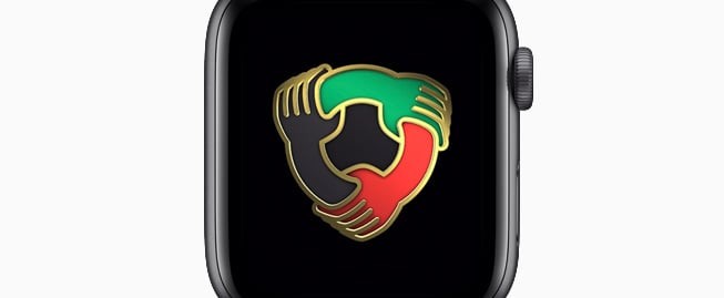 Black History Month Apple Watch 2021
