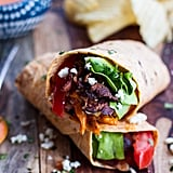 Buffalo Chicken BLT Wrap