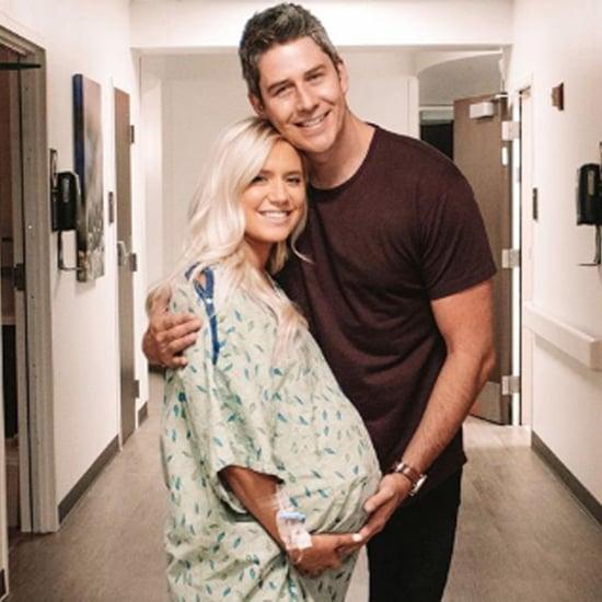 Arie Luyendyk Jr. and Lauren Burnham Welcome First Child