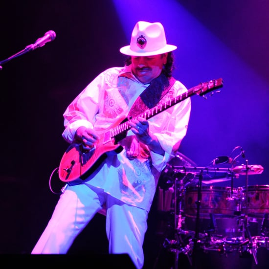 Santana Reunites With Homeless Bandmate