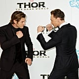 When They Acted Like Real Brothers and Threw a Few Punches