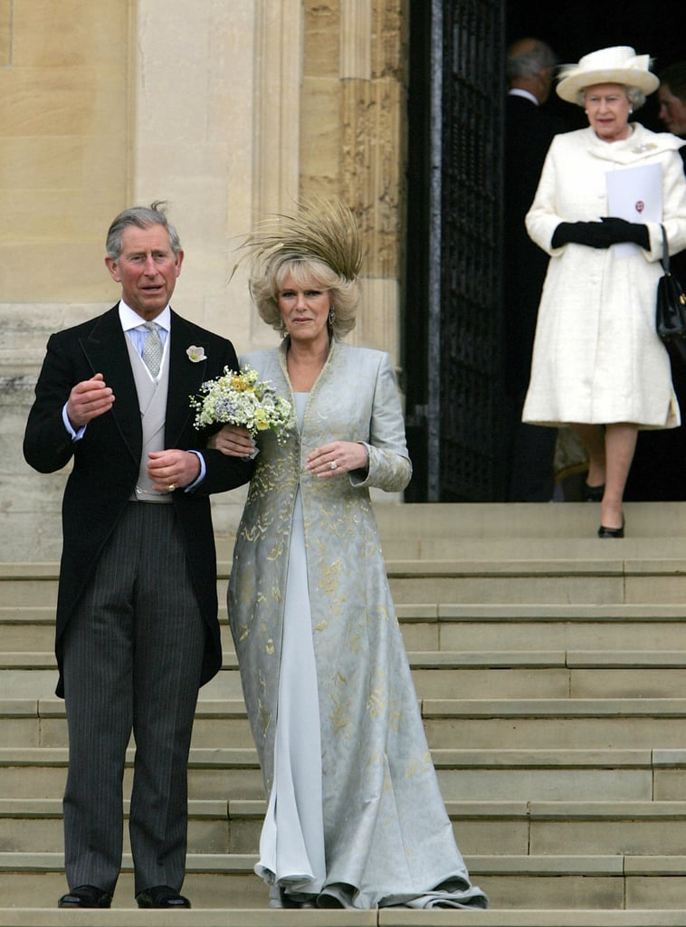 She Showed Her Support For Charles and Camilla