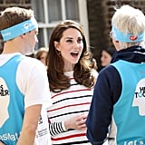 Kate Middleton at Heads Together Event in London April 2017