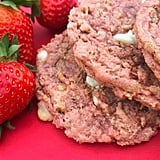 SimplyBaked Breastfeeding Cookies Strawberry Milk