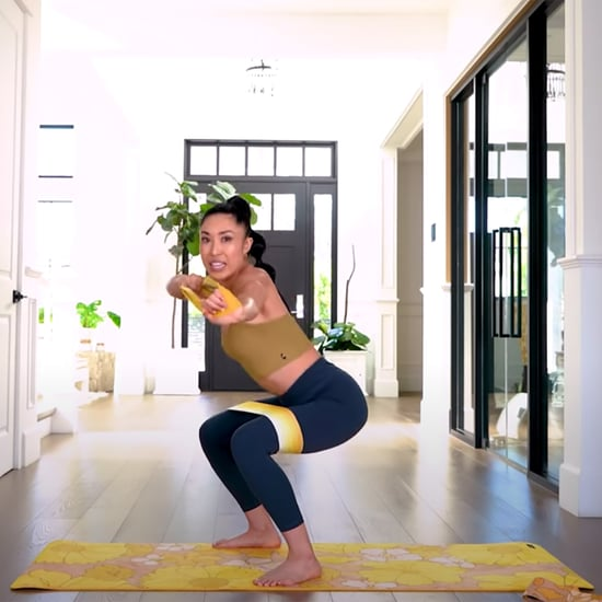 15-Minute Full-Body Booty-Band Workout From Blogilates