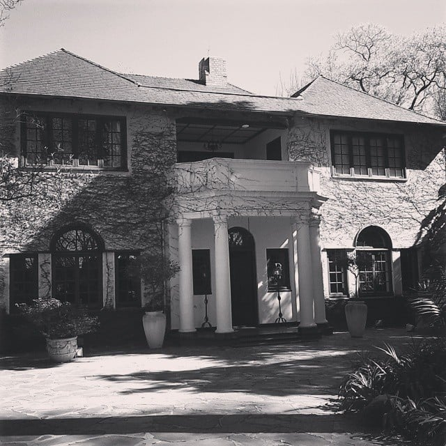 Foxwood house south africa the world 39 s most haunted for Foxwood house