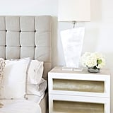 Designer Lori Margolis overhauled Caitlyn Jenner's Malibu bedroom.