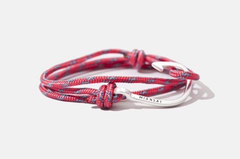 Miansai Sporty Hook Rope Bracelets Would Perfect 40 Ways To Hit