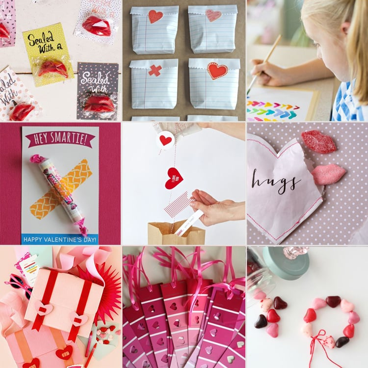 Easy Valentines Crafts For Toddlers