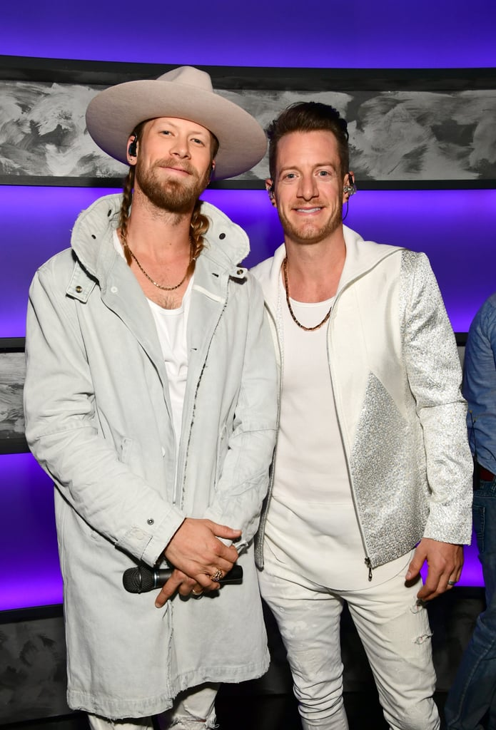 Pictured: Brian Kelley and Tyler Hubbard