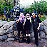 Got goth? Disneyland sure does.