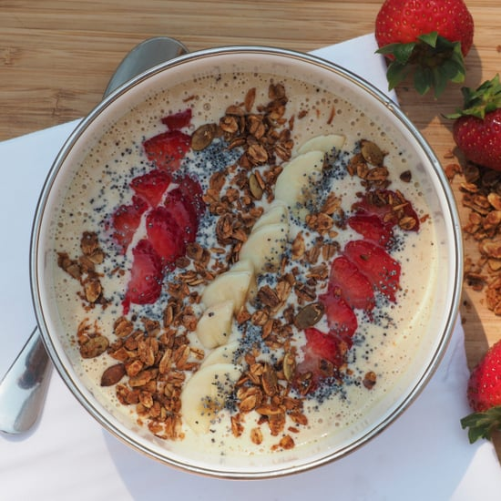 Healthy Smoothie Bowl Recipe