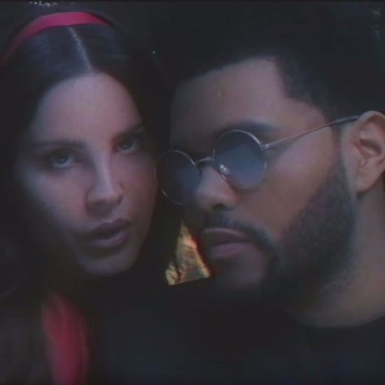 "Lana Del Rey and The Weeknd ""Lust For Life"" Music Video"