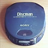 Listening to Our Discmans on the Bus