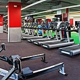 It's a fitness fanatic's haven