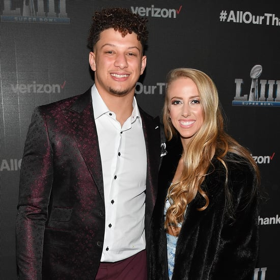 Patrick Mahomes and Brittany Matthews Welcome First Child