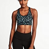 Old Navy Medium Support Racerback Sports Bra