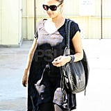 Jessica Alba and Honor Hit the Street For a Sunny Day